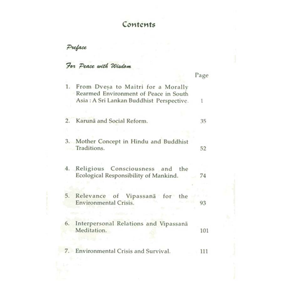 essays on buddhism culture and ecology for peace and survival  essays on buddhism culture and ecology for peace and survival